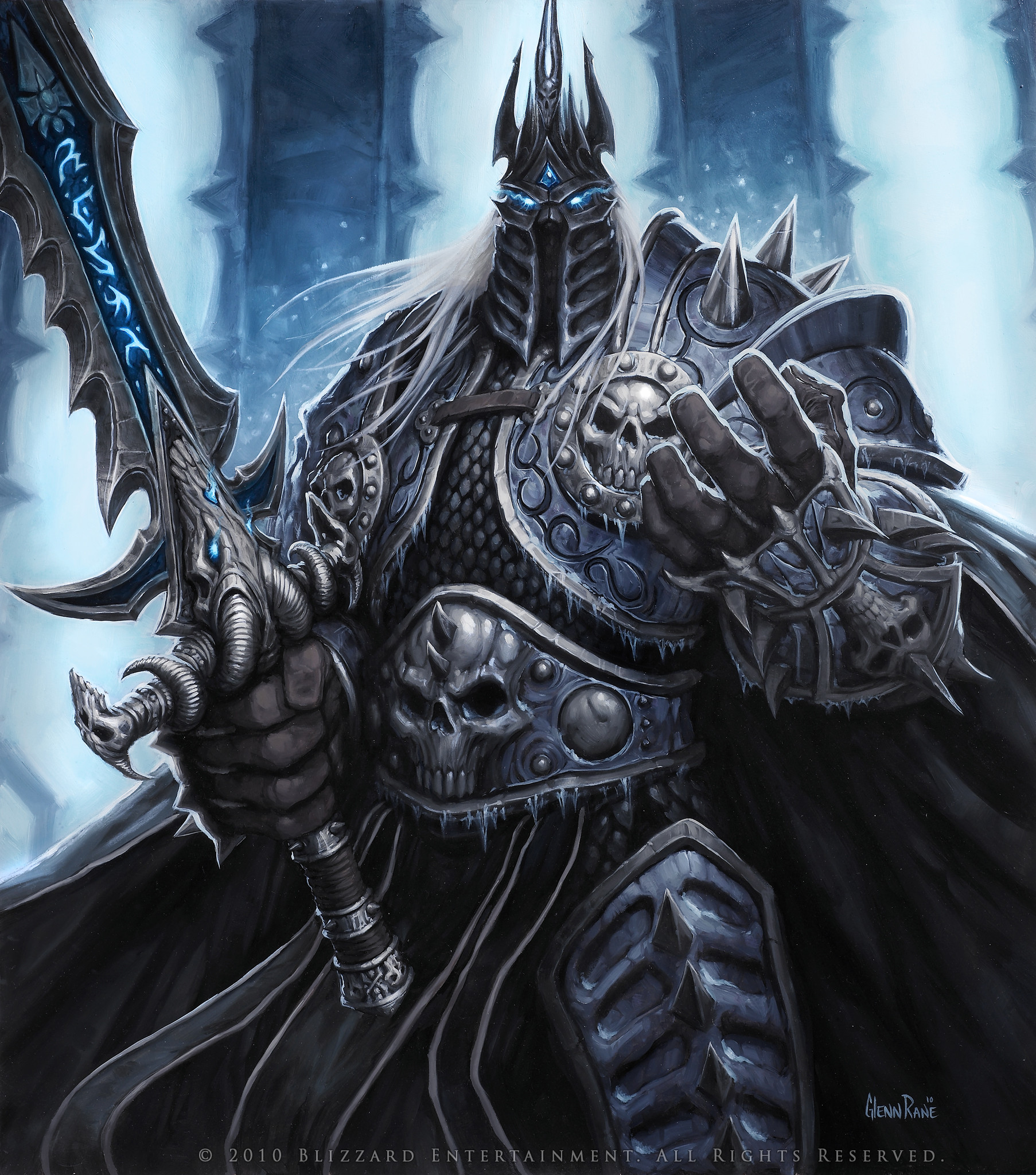 Glenn rane lich king