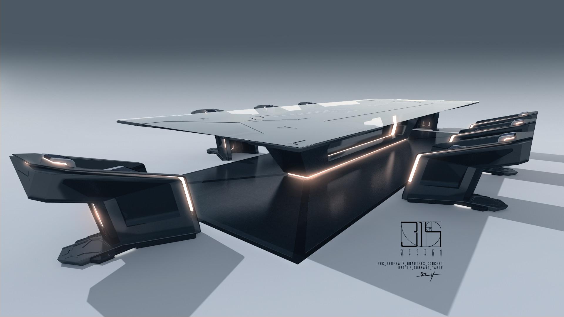 Daniel pellow sci fi room table 02 overpaint 01