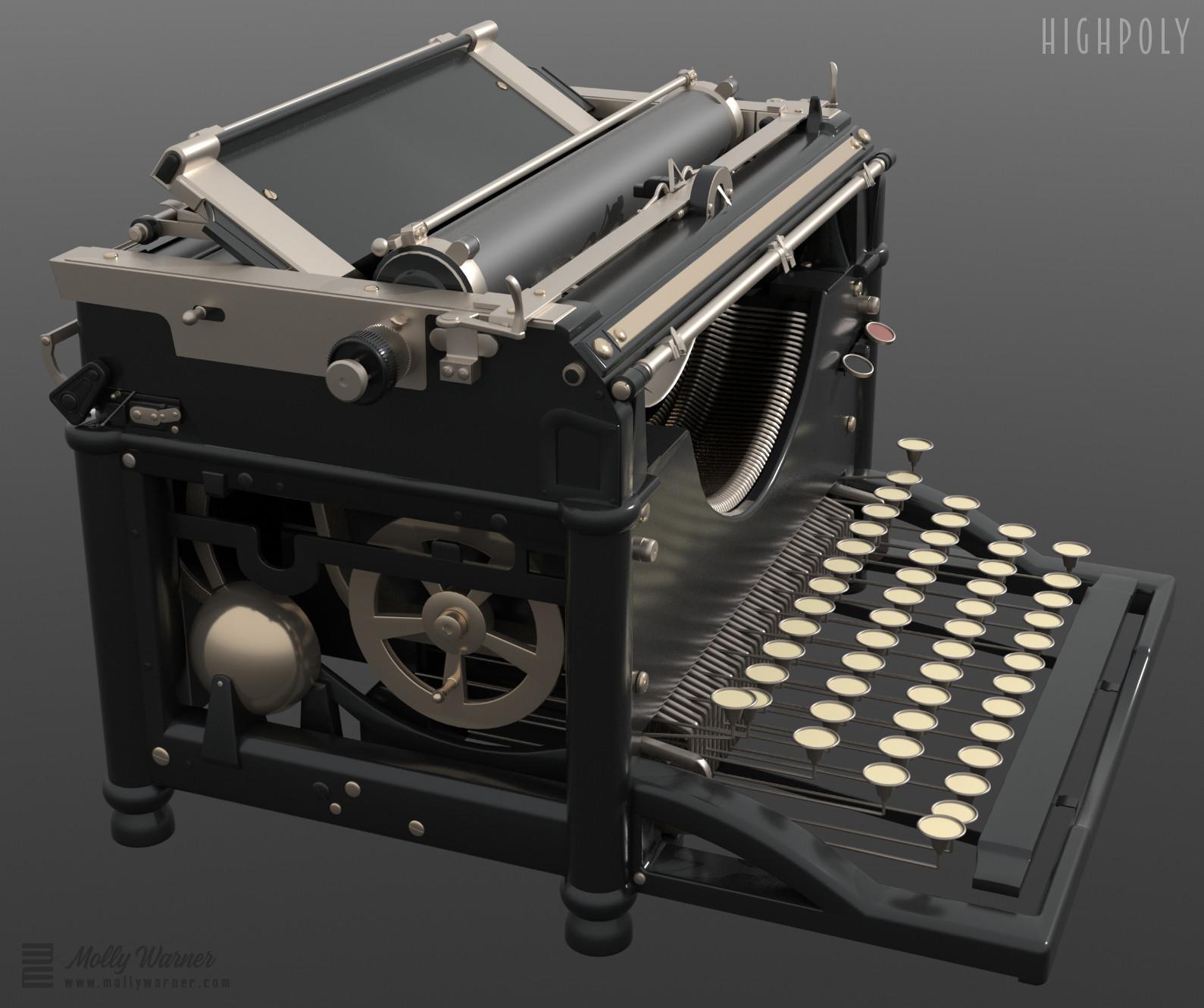 Molly warner mwarner typewriter final2