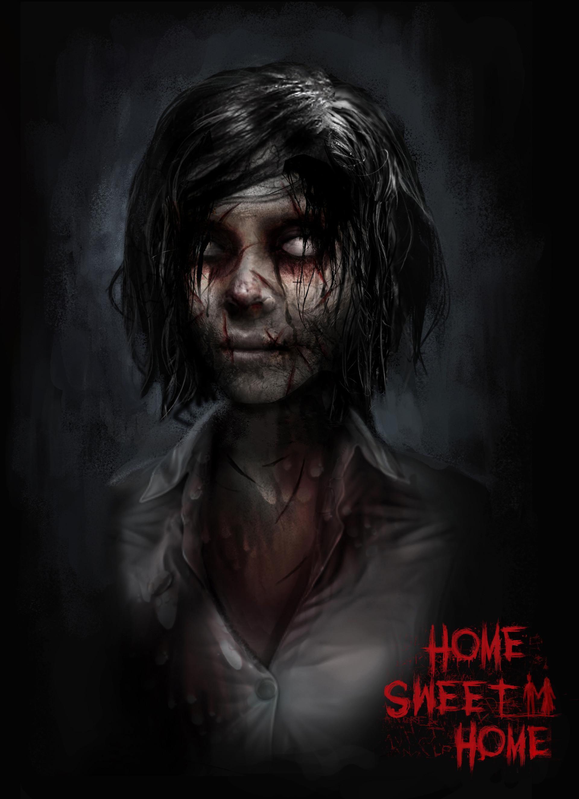 Krisada Taimsuwan Conceptart Game Home Sweet Home
