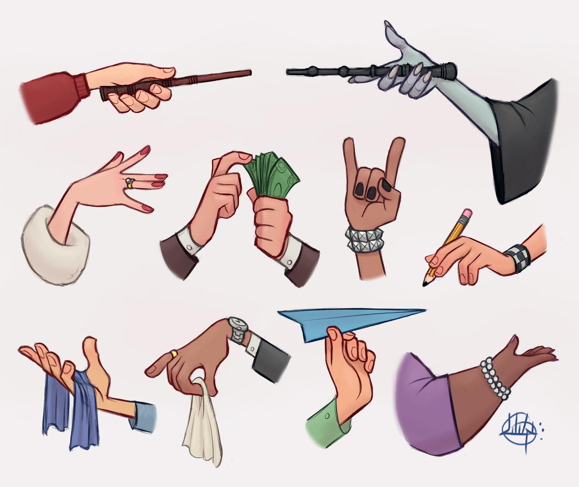 Luigi lucarelli hands 2