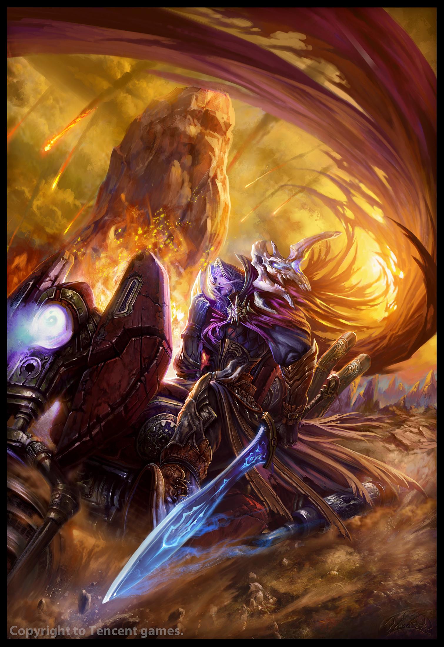 Ben zhang warrior