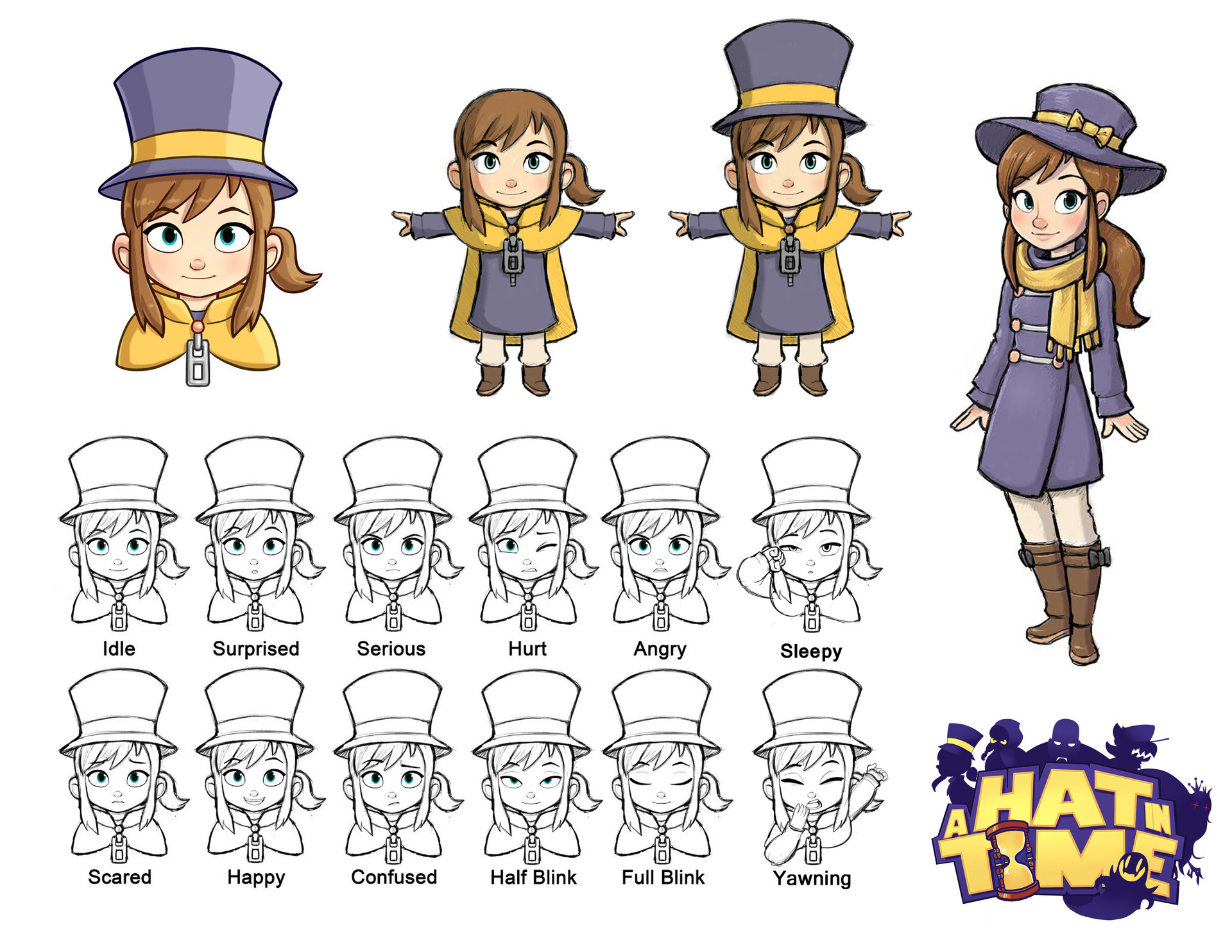 Luigi lucarelli hat kid designs