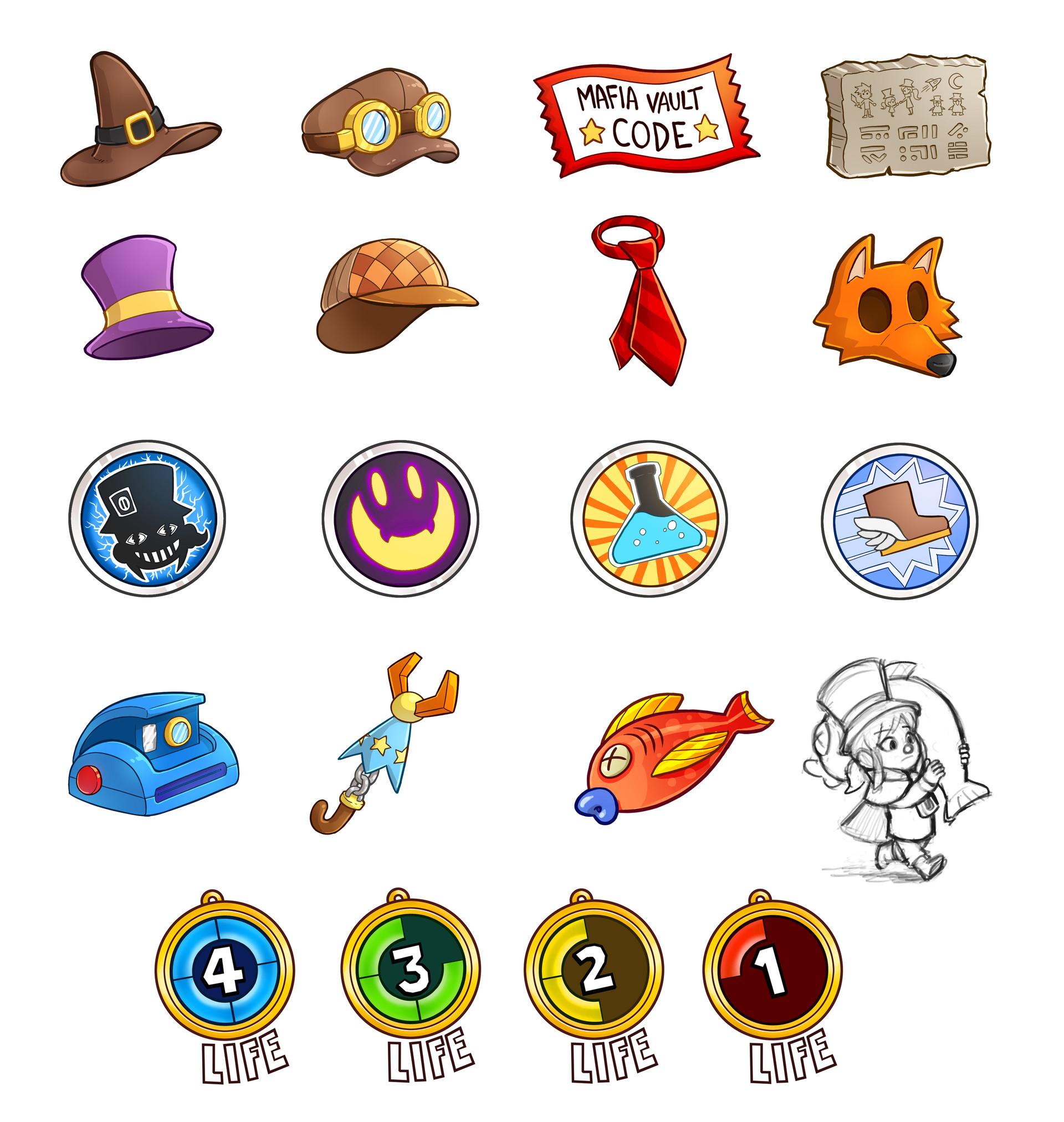 Luigi lucarelli icons