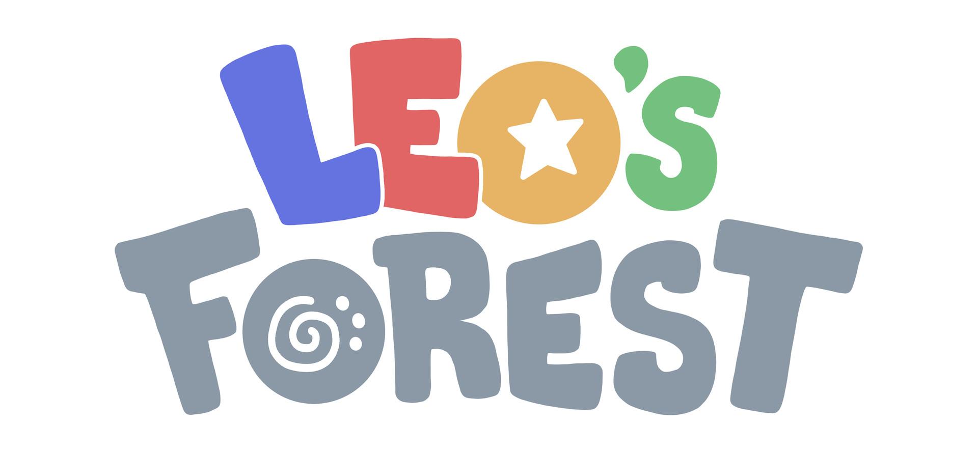 Luigi lucarelli leo s forest logo
