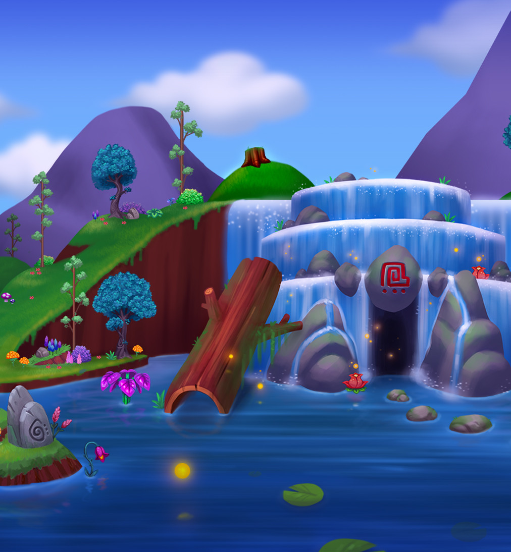 Temo Falls - Environment  2