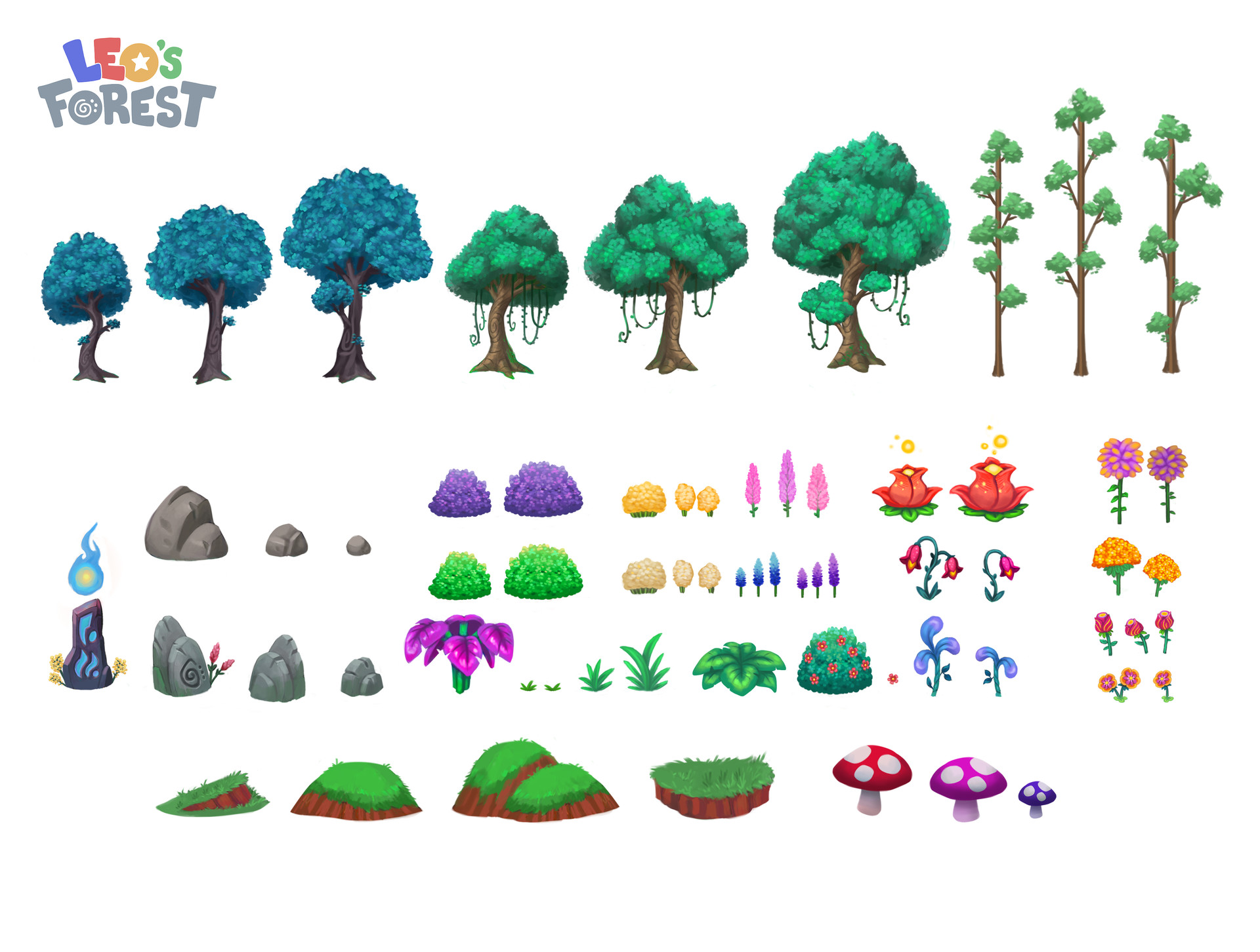 Luigi lucarelli leo s forest panoramic assets 1
