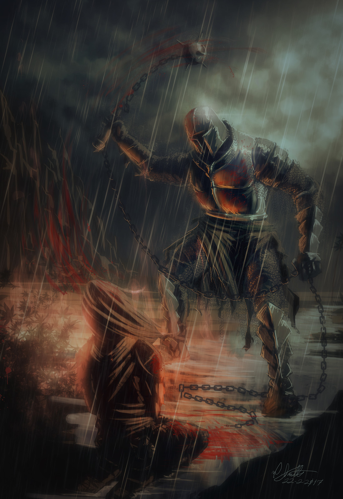 Knight Execution