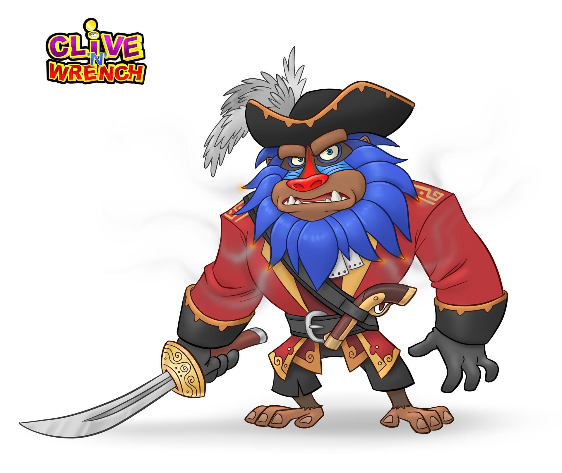 Luigi lucarelli captain bluebeard