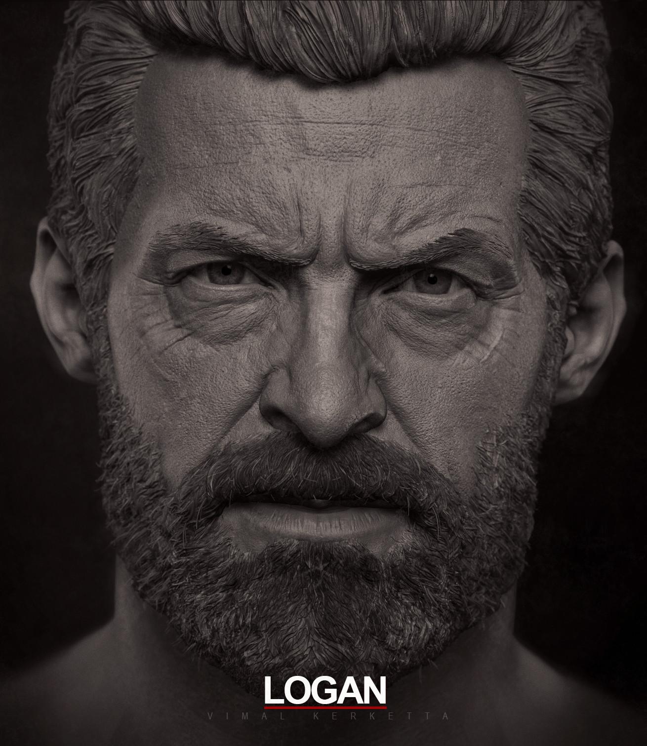 Logan-Hugh Jackman