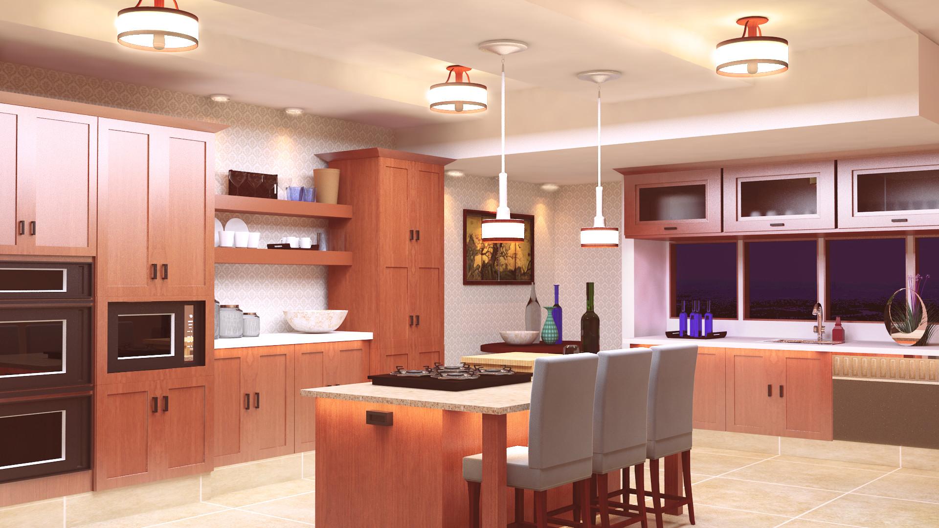Umang Sharma - Archi Kitchen