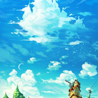 Anato finnstark look a castle in the sky by anatofinnstark dbt7kos