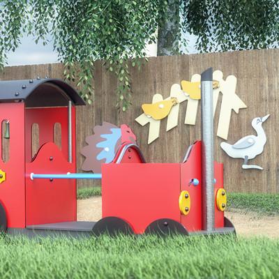 Asbjorn olsen playground