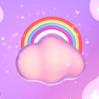 Tzuyu kao ss cute rainbow opening