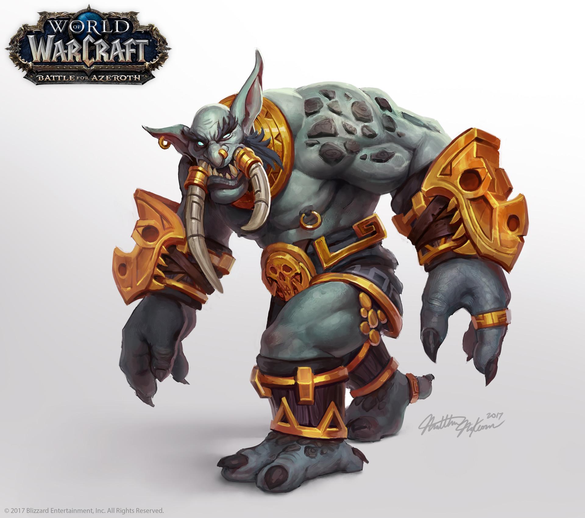 Resultado de imagen para dire troll art warcraft