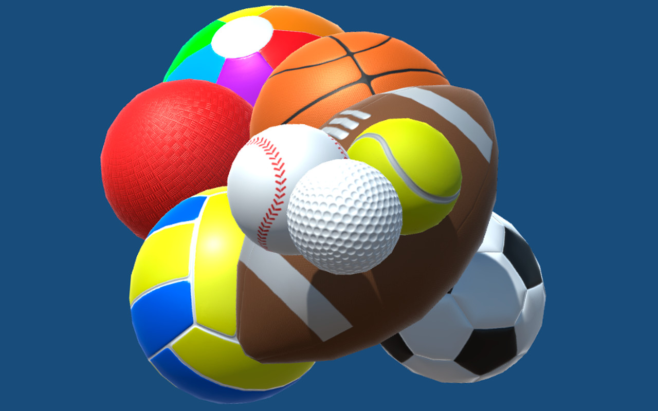 Nikita Bugaev - 3D Balls Collection (for Unity Asset Store)