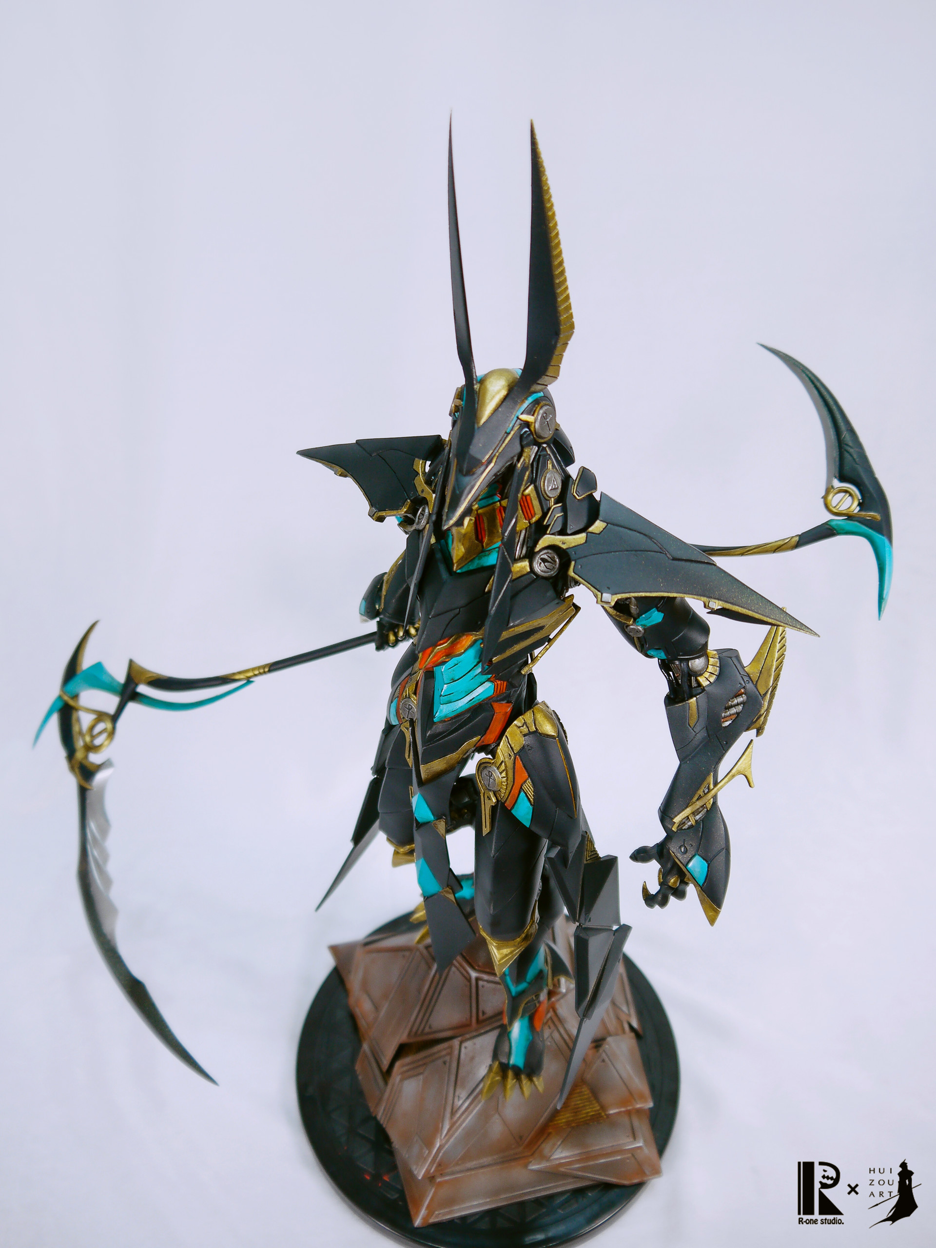 Painted Resin kits photo by R1