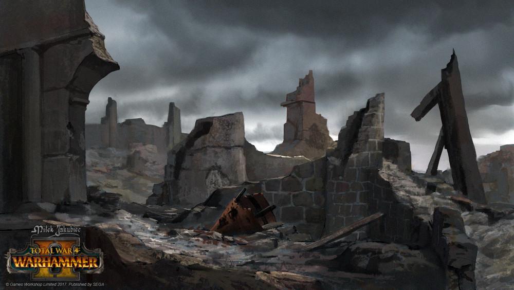 Milek jakubiec skv ruins