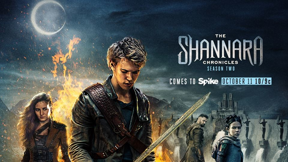 Paul gerrard shannara chronicles spike season 2 ratings