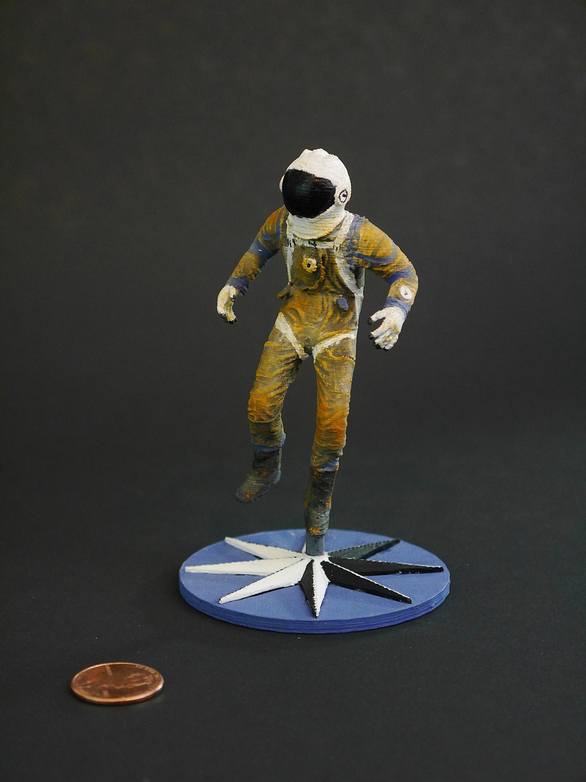 Cosmonaut - 3D Print project