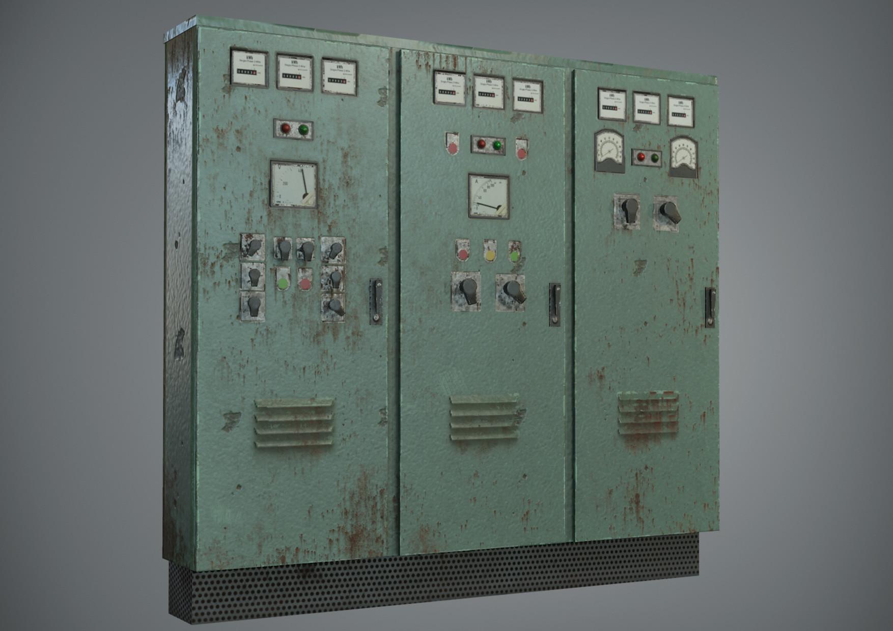 Andrew constantine electricpanel