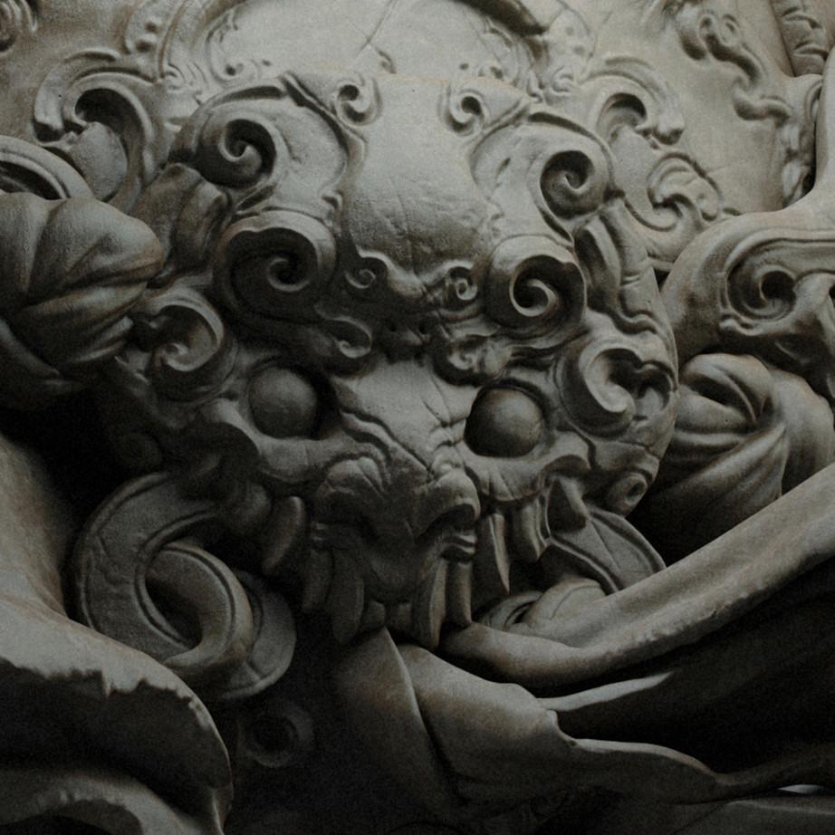 Zhelong xu detail3