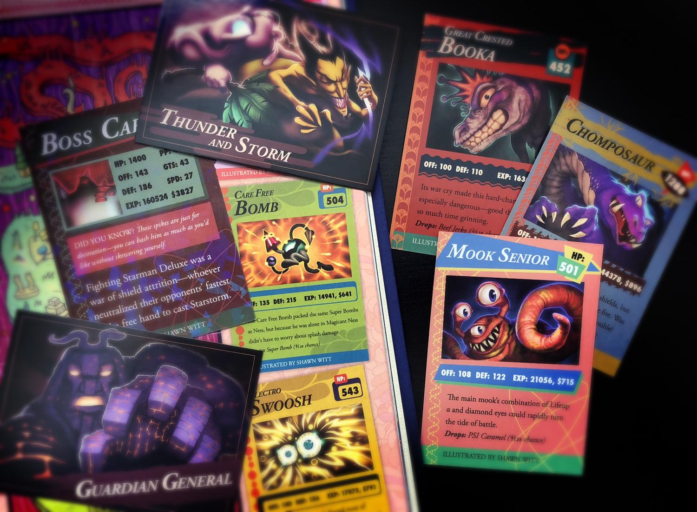 Shawn witt cardsandbook