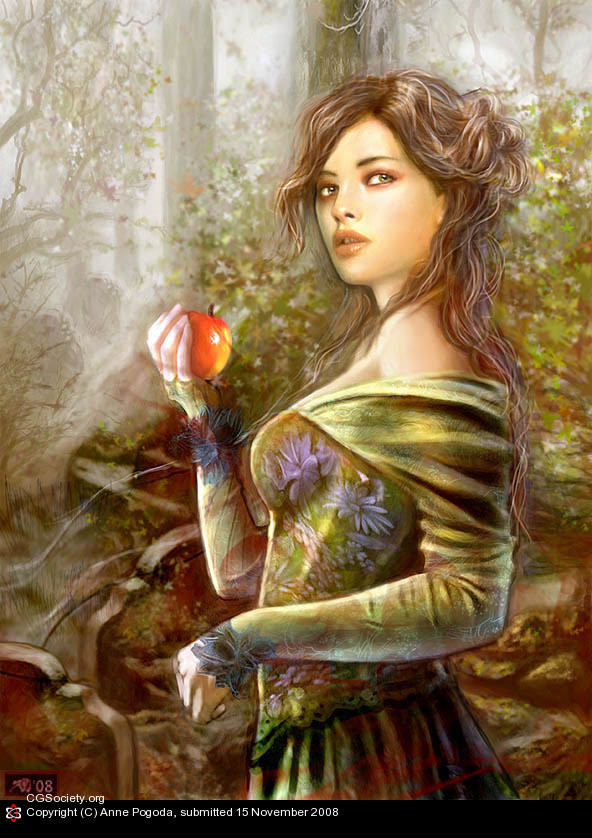 Anne pogoda apples kiss