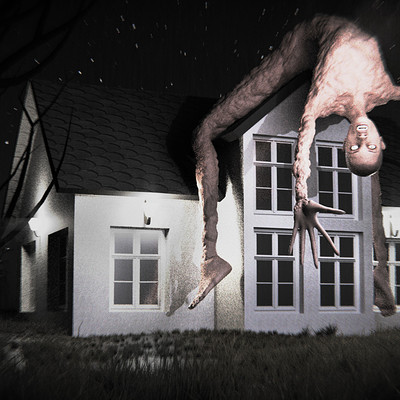 Victoria jimoh scary bhouse1