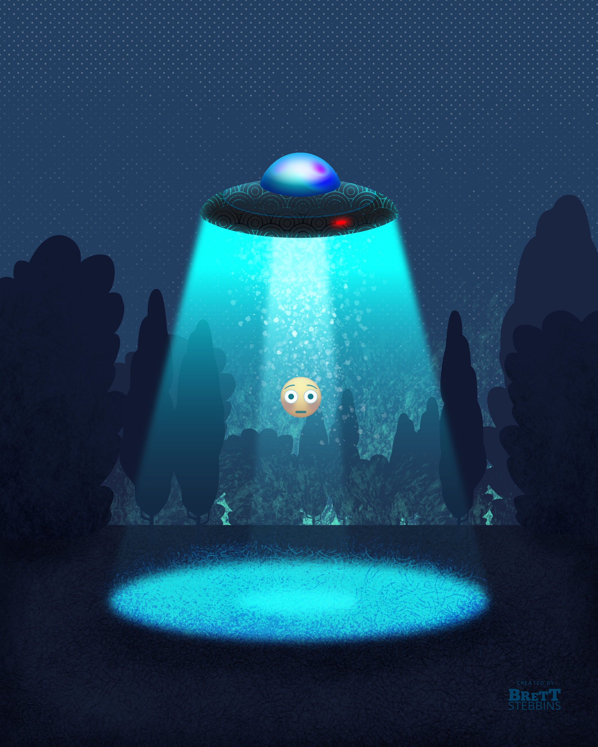 Emoji Abduction!