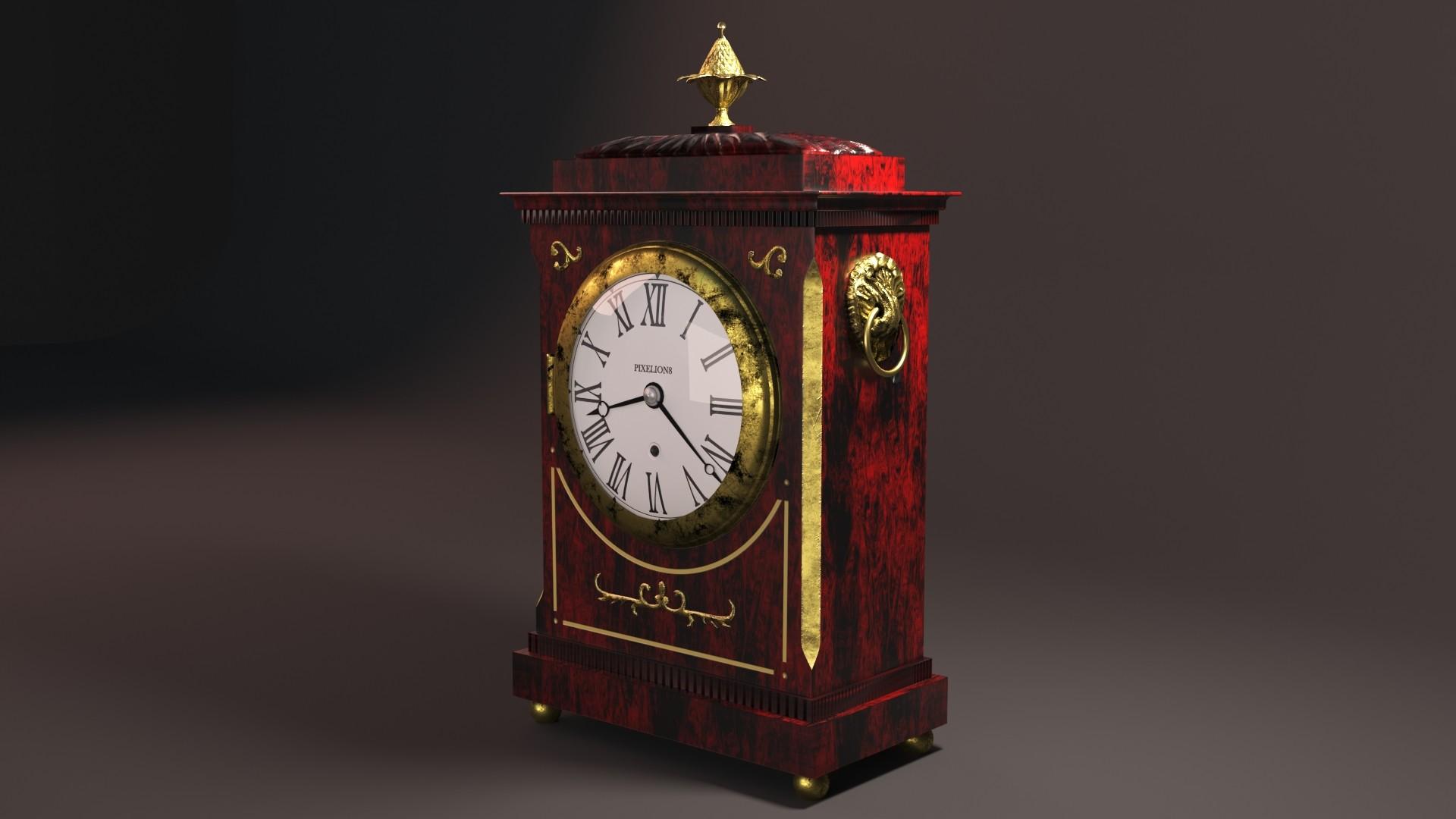 Horloge Comtoise Clock