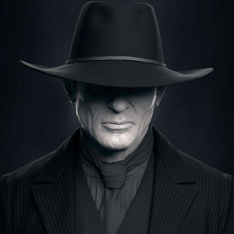 The Man In Black