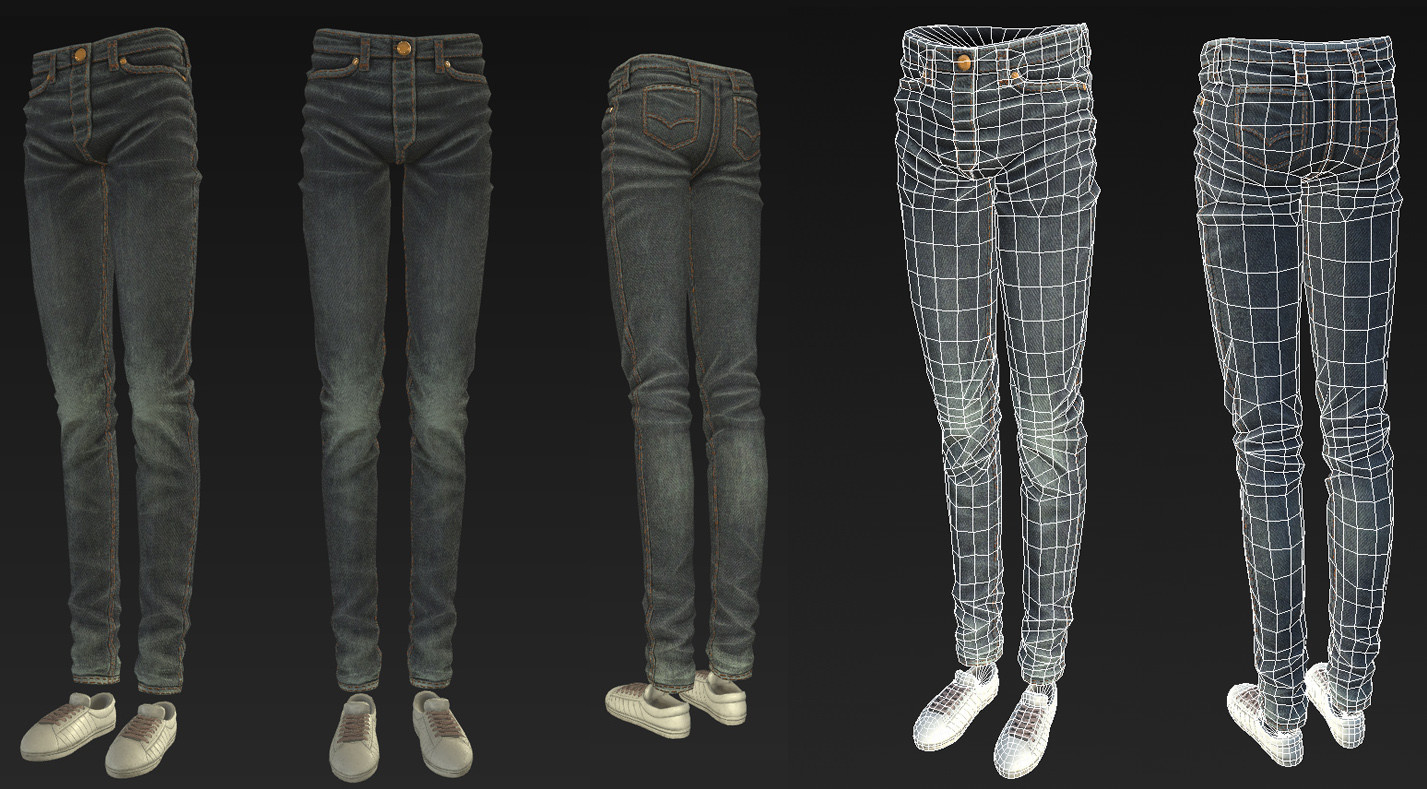 Shawn witt rb4 jeans