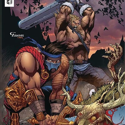 Cam adams killerinstinct 3 cover camadamscolors
