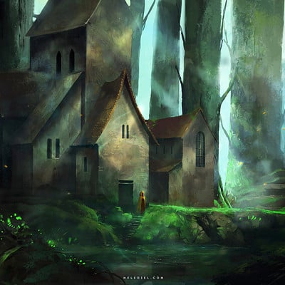 Nele diel forest house