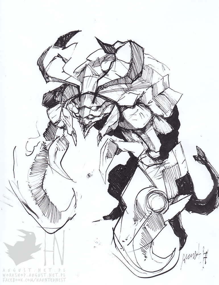 day 24 || Rift Herald (League of Legends)