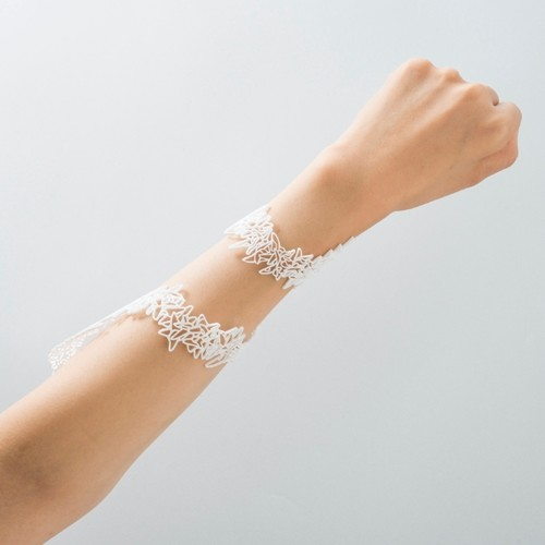 XSENSE bangle,  3D printed