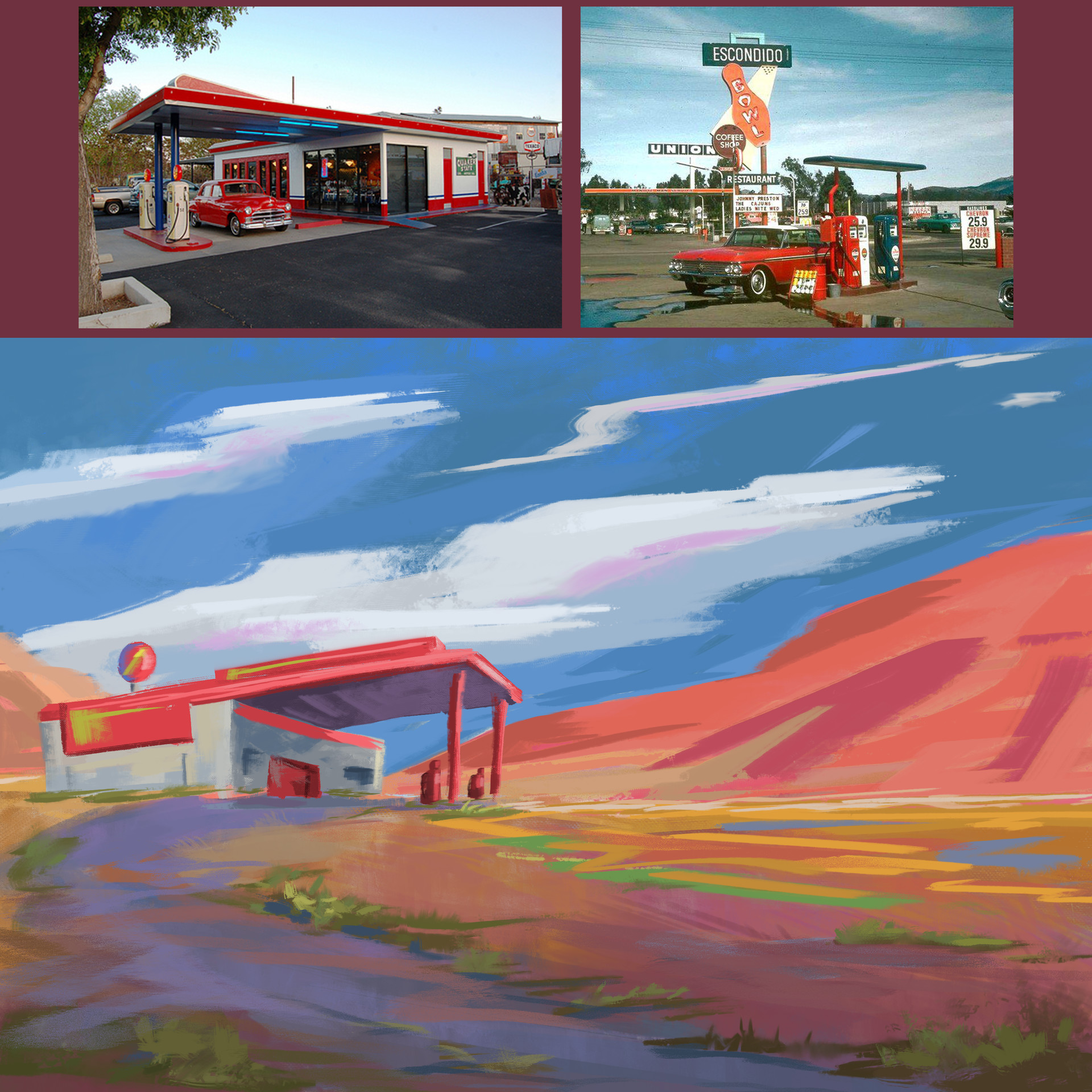 Jack dowell gas station 02