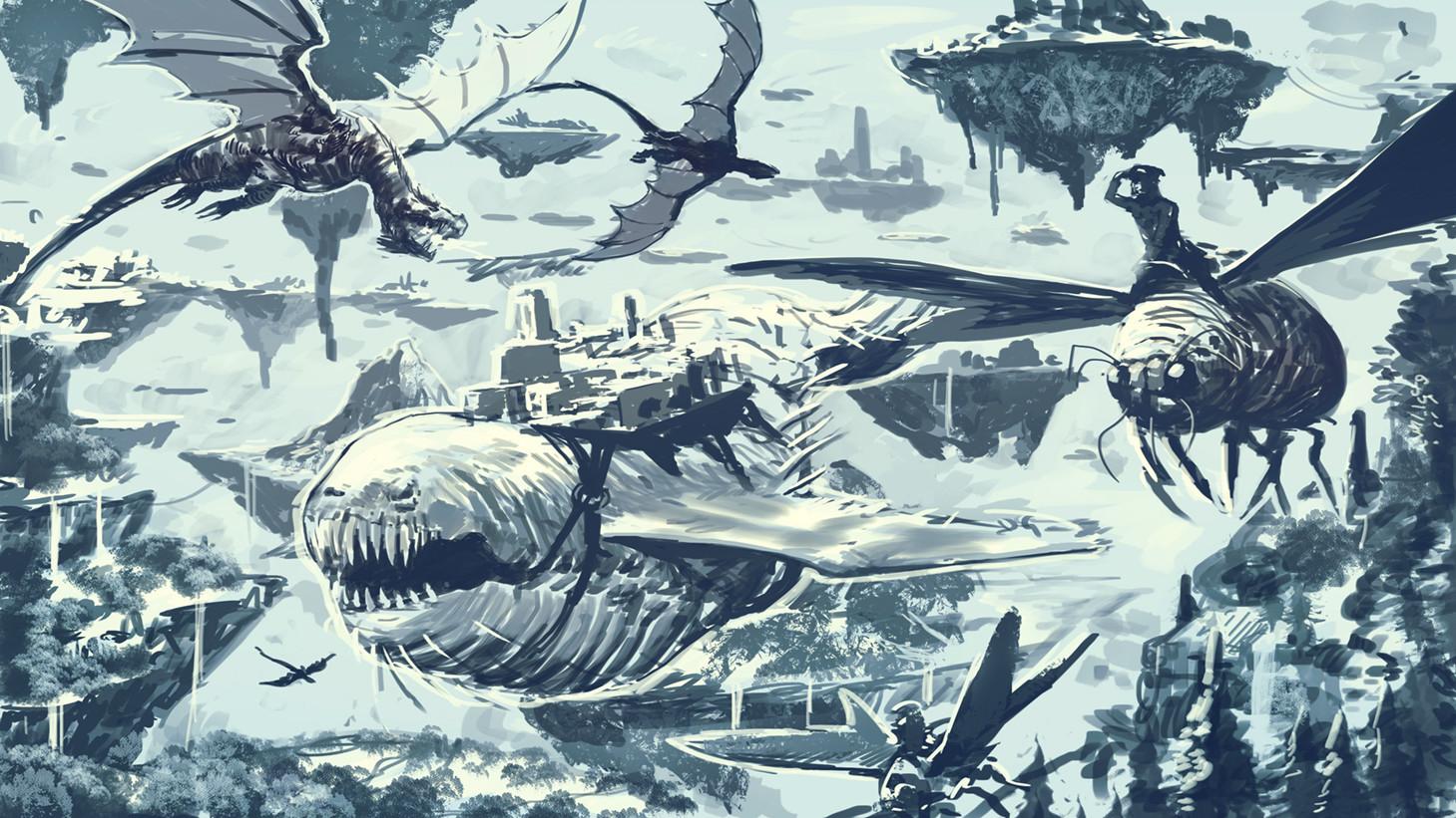 Di studios dragons ske2