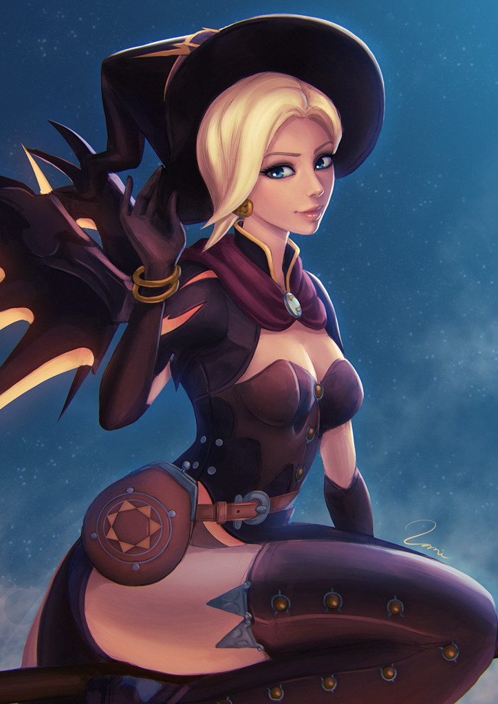umi taro - Halloween Mercy