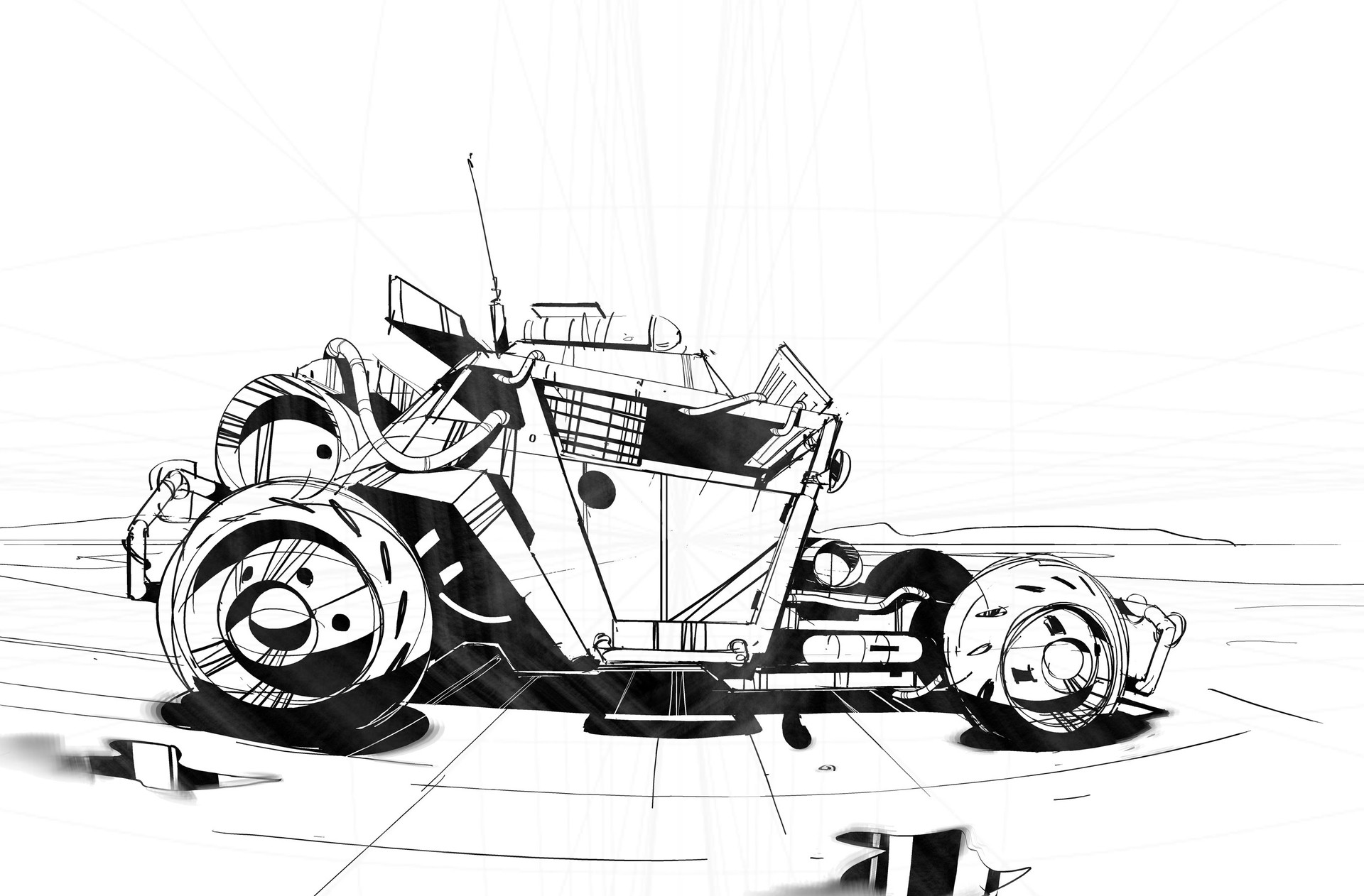 Matt tkocz brushpen sketch3