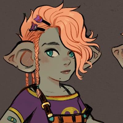 Xenia a adopt goblin 2 s1