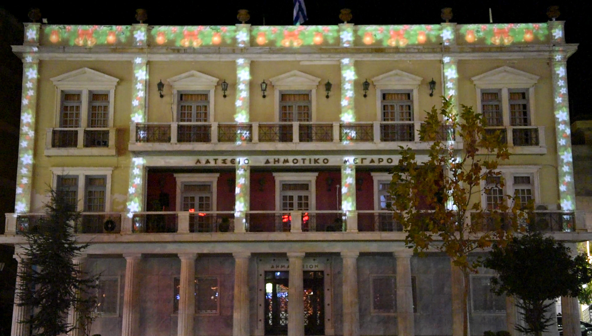 Nikolaos maragkos townhall 007