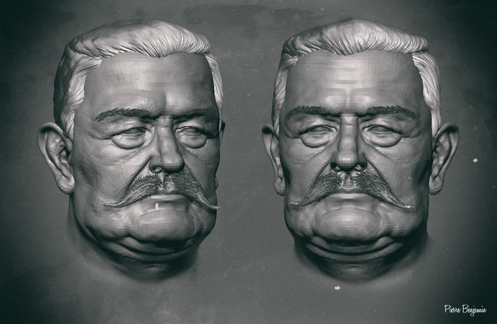 Paul von hindenburg study