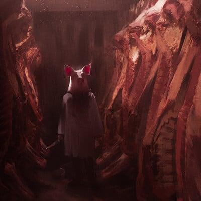 Ricardo guimaraes slaughterhouse