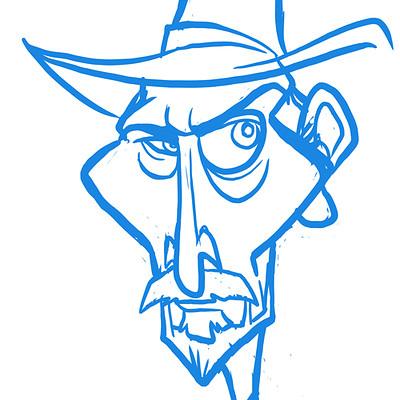 Steve rampton frank sketch