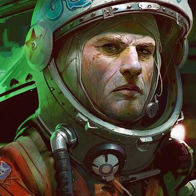 Ignacio bazan lazcano space astronaut