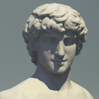 Antinous&more 3D