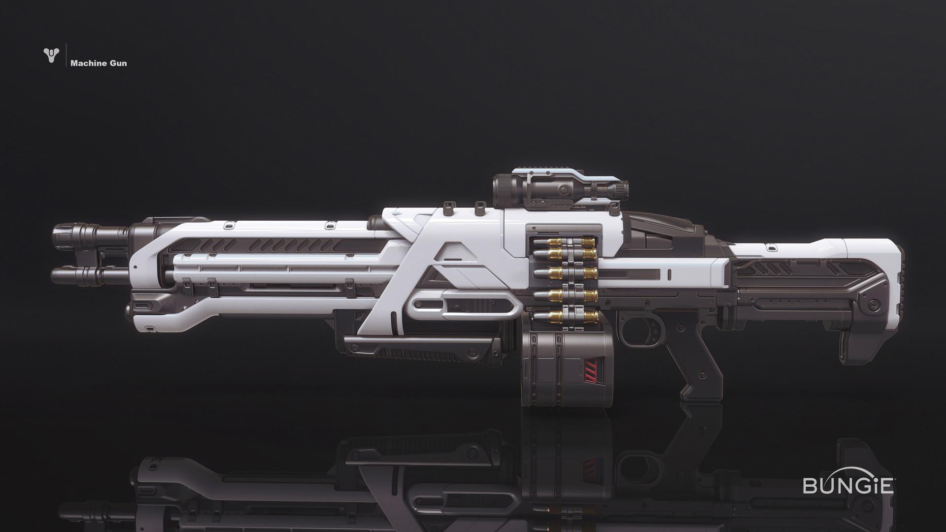 Mark van haitsma d1 machine gun 1d