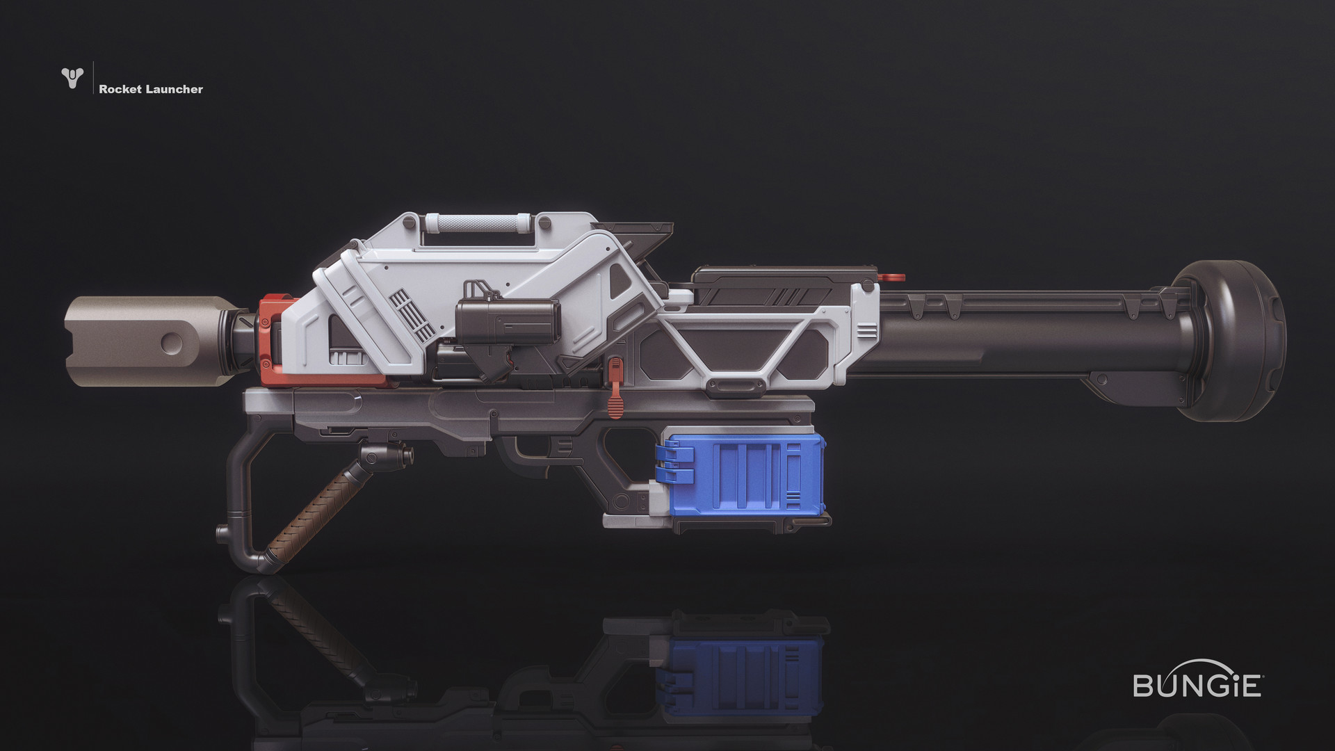 Mark van haitsma d1 rocket launcher 1e